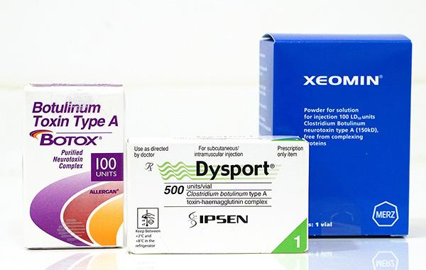 отличие ботокса от ксеомина