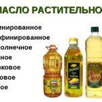 чем отличается растительное масло от подсолнечного - в чем разница?