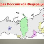 чем отличается край от области - что больше, причина переименования области в край России.