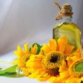 Чем отличается растительное масло от подсолнечного - в чем разница