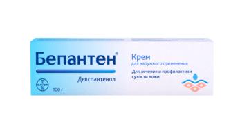 Бепантен мазь или крем - в чем разница препаратов для заживления ран