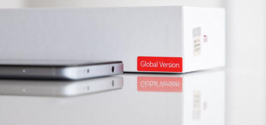 отличия глобальной версии от китайской xiaomi