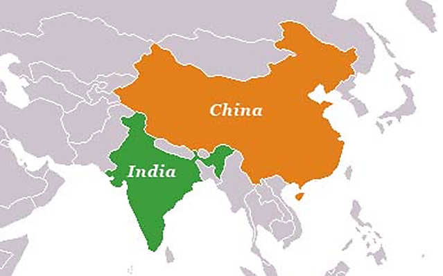 в чем разница индии и китая