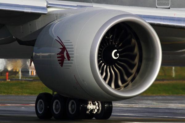 двигатель самолета боинг