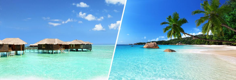 Мальдивы и Сейшелы