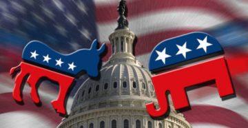 демократы и республиканцы в сша отличия