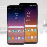 Отличия телефонов Samsung S8 от S8 Plus