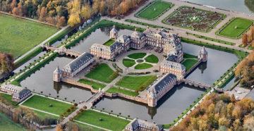 дворцовый ансамбль