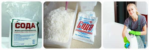 кальцинированная сода свойства и применение