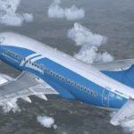 Боинг 727 и Ту 154