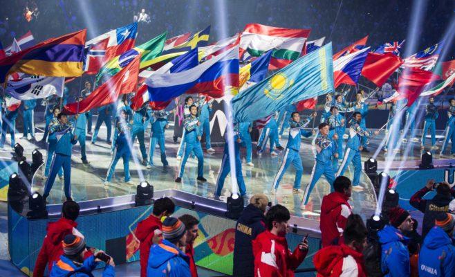 Универсиада, олимпиада