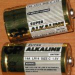 алкалиновые или солевые