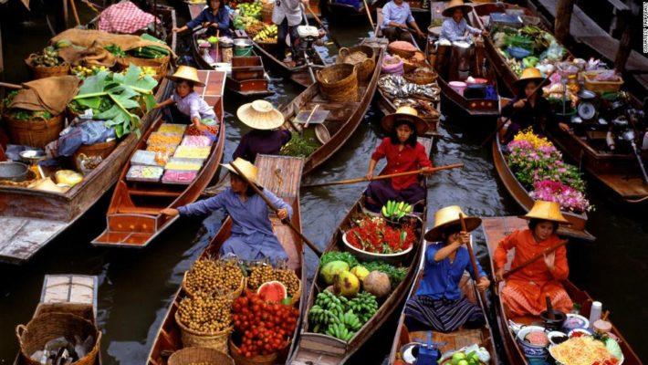 где лучше отдых тайланд или вьетнам