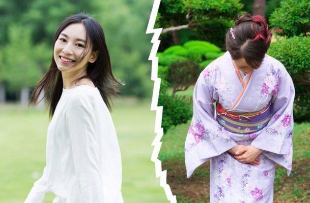 китай и япония отличия