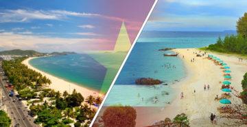 куда лучше поехать в таиланд или вьетнам