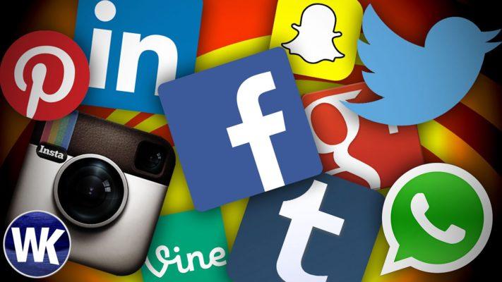 что популярнее вконтакте или фейсбук