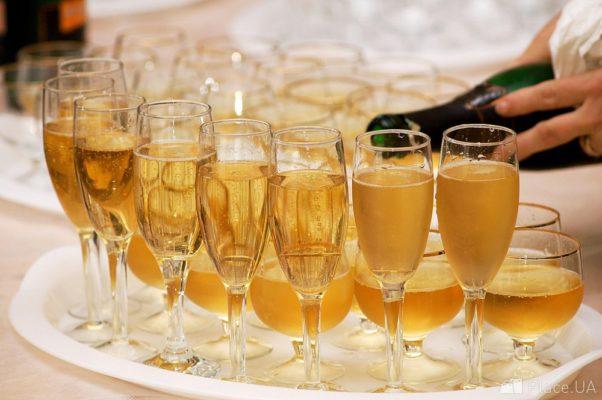 шампанское, игристое вино, винный напиток отличия