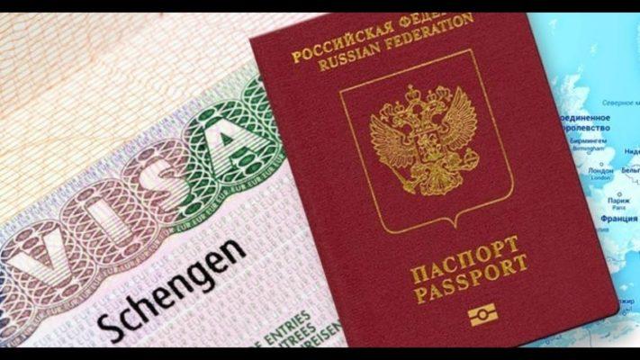 в Париж нужна виза или Шенген