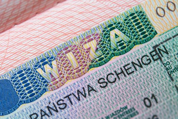 виза или Шенген