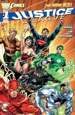Старые выпуски комиксов от DC