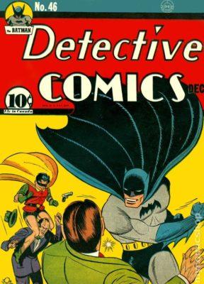 Первые выпуски комиксов от DC