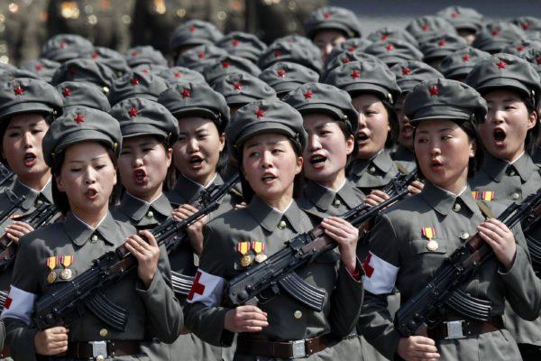 Северная и Южная Корея - сравнение фото