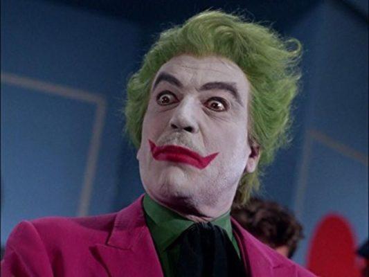 Джокер в исполнении Сесара Ромеро