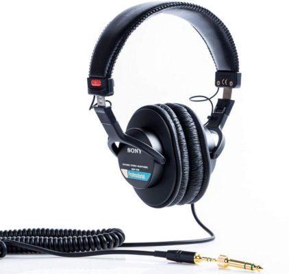 Проводные наушники Sony MDR-7506