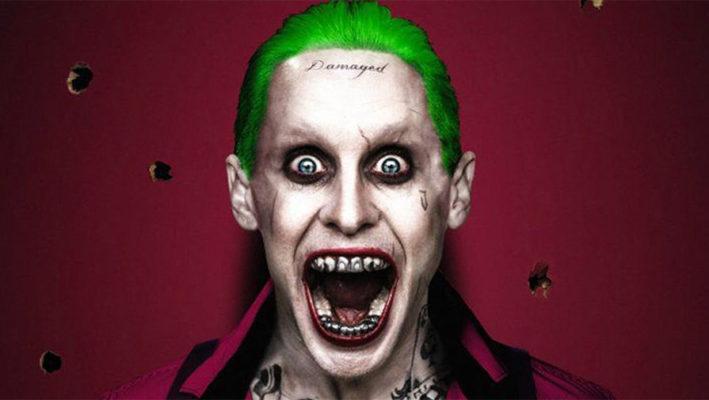 """Джокер из """"Отряда самоубийц"""""""