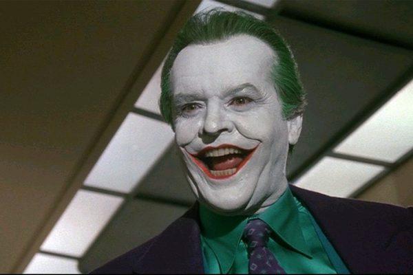 Джокер в исполнении Джека Николсона