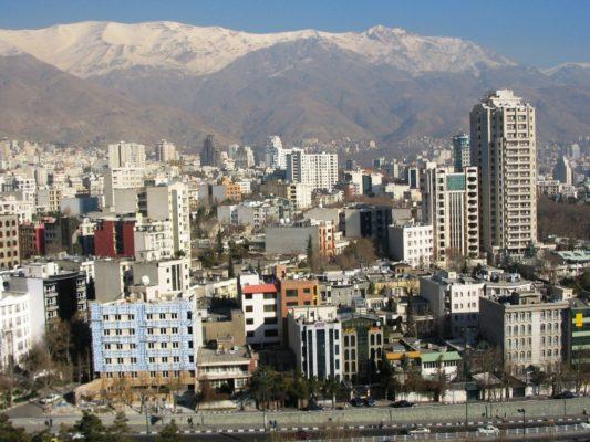 Погода и климат в Иране: Тегеран летом