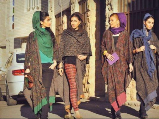 Как одеваются женщины Ирана