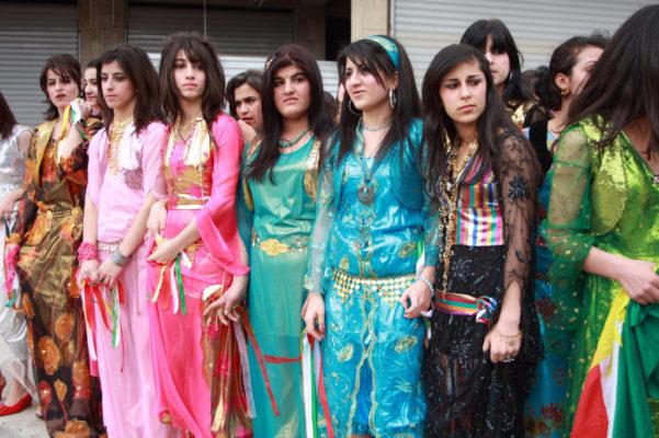 Как одеваются женщины Ирака