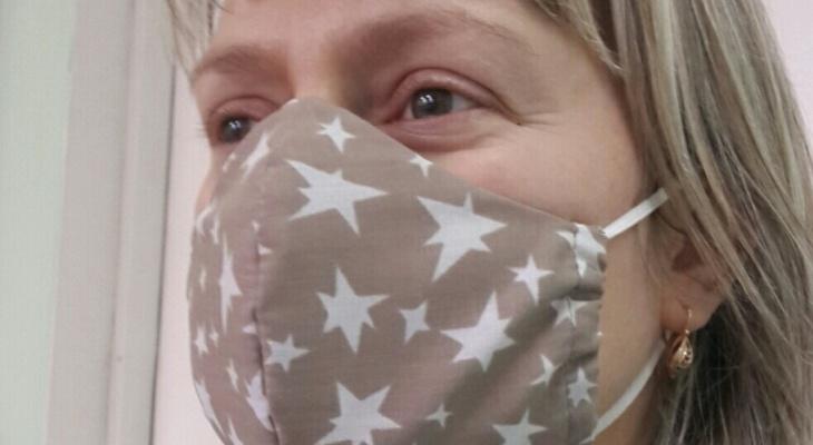 многоразовые медицинские маски для лица