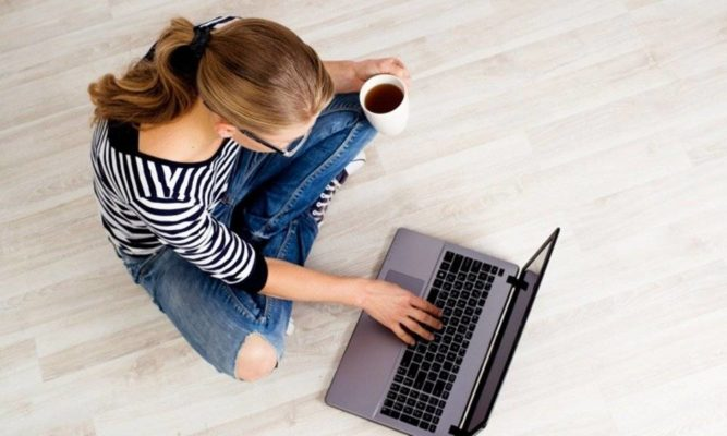Работа онлайн в коронавирус
